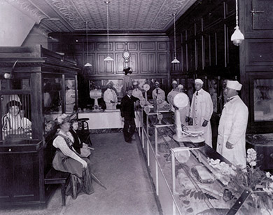 Our History Neesvig S Food Service