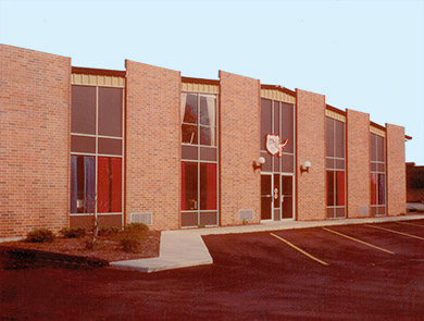 Neesvig's 1970 Atlas Building
