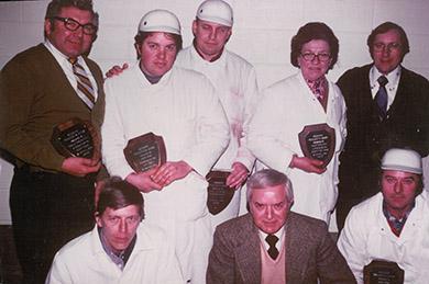 Neesvig's Team 1980's